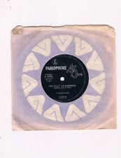 Good (G) Easy Listening Pop 45 RPM Vinyl Music Records
