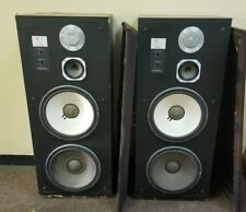 Pair of JBL L150-A L-150A L150A Speakers 3 Way