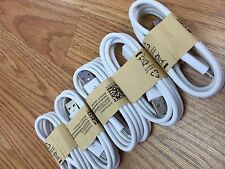 NEW 5Lot  SAMSUNG 3.3FT MICRO USB CHARGING CABLE FOR GALAXY S3.4.5.6.7J3.7