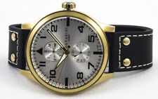 Cavadini Stingray Reloj de Pulsera Acero Inox . ,Vx7p Relojería 50mm
