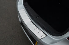 Chrome Bumper Sill Protector Trim Cover To Fit Vauxhall Astra J Hatch (10-16)