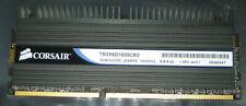 1x 2GB CORSAIR DDR3 1600MHz PC3-12800U 240-pol.CL8 TR3X6G1600C8D ver3.1