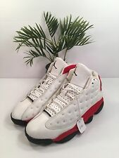 RARE🔥 Nike Air Jordan XIII OG 1997 Cherry Red White Black Sz 8 136002-101 VNTG