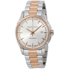 Hamilton Jazzmaster Viewmatic Two-tone Steel Mens Watch H32655191