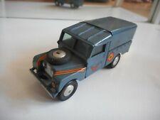 Corgi Toys Land Rover 108 WB RAF in Army Grey