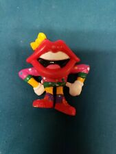 Vintage TANG Drink Mix Big Mouth Girl Lips General Foods Applause PVC Figure Toy