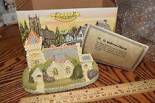 St Andrews Church Handmade In Scotland By Fraser Creations Miniature Collection