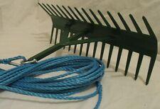 """POND WEED RAKE 16""""  20M rope"""