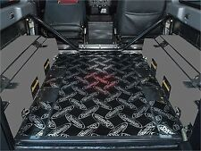 DYNAMAT XTREME SOUNDPROOFING LAND ROVER DEFENDER 110 REAR FLOOR 2007 ONWARDS
