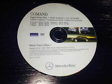 2008 Mercedes E320 E350 E550 E63 Navigation DVD # 0315 Map Release © 2014 UPDATE