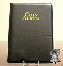 WHITMAN 60 Pocket Coin Stock Book Album for 2x2 Holder Storage Display Folder