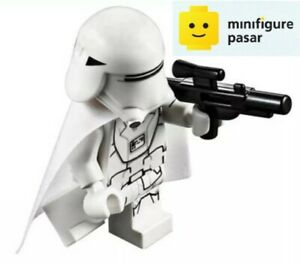 sw1053 Lego Star Wars 75249 Episode 9 - First Order Snowtrooper Minifigure - New