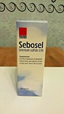 Sebosel treatment: dandruff, seborrheic dermatitis of the scalp,Tinea versicolor