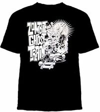"""Zombie Ghost Train """"Funny Car"""" T-Shirt - FREE SHIPPING"""