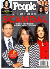 People Special Edition SCANDAL All Seven Seasons
