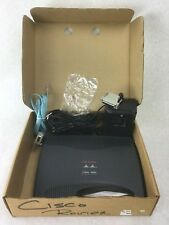 Cisco Systems 1600 Series, Includes Power Supply, Pictured Cables and Card,Works