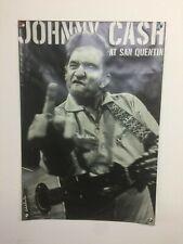 Johnny Cash The Man In Black 2X3' black fbanner