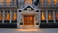 Rembrandt Hotel London Luxury Revitalising Spa Break