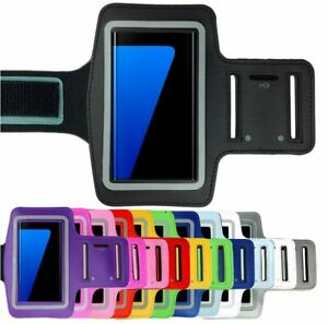 Sports Gym Armband Arm Case Running Exercise for Samsung Galaxy S9 & S9 Plus +