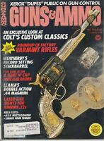 Magazine GUNS & AMMO May 1978 HARRINGTON & RICHARDSON Springfield Stalker RIFLE