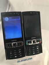 2 X Faulty Nokia N95 - 8GB - Black (Unlocked) Smartphone