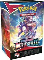 Pokemon TCG Sword & Shield Battle Styles Build & Battle Box - Brand New, Sealed