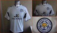 Leicester City England 2013-2014 Away football shirt L Jersey Puma