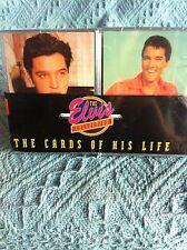 """NOS 1992 THE RIVER GROUP """"THE ELVIS COLLECTION"""" CARDS OF HIS LIFE SERIES #2"""
