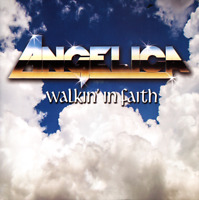 Angelica - Walkin' In Faith [Remastered] CD 2019 Girder Records •• NEW ••
