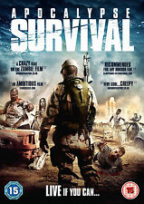 Apocalypse Survival (DVD) (NEW AND SEALED) (REGION 2) (FREE POST)