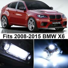 21 x Premium Xenon White LED Lights Interior Package Upgrade for BMW X6