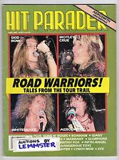 HIT PARADER June 1990 Lynch Mob Rush Britny Fox Love/Hate Enuff Z'Nuff Giant