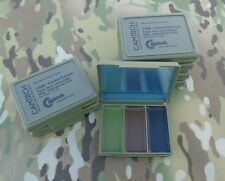CAMOUFLAGE / CAM CREAM - 3 COLOUR BY CAMTECH - NO IRRITANTS - MILITARY, CADETS