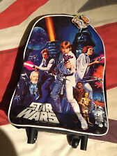 Star Wars Iconic Poster Wheeled Travel Bag