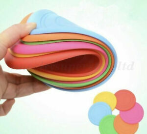 Soft Rubber Summer Beach Frisbee Dog Pet Throwing Flying Disc Frisby Fetch Toy