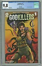 Godkillers #1 CGC 9.8 Kincaid Edition Cover C2E2 Comics Elite Limited to 300