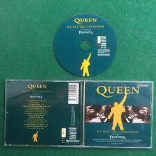 1 CD Musica QUEEN - WE ARE THE CHAMPIONS BY FILMSCORE ORCHESTRA , CEDAR