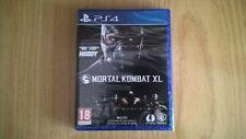 Mortal Kombat XL ps4 nuevo y precintado PAL ESPAÑA