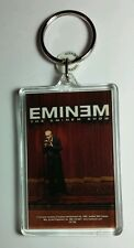 AS-IS THE EMINEM SHOW ON CURTAIN MICROPHONE  STAGE KEY CHAIN KEYCHAIN