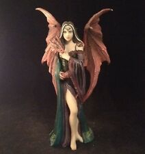 SOUL MATES Anne Stokes RESIN Dragon MAGIC Fantasy