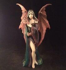 SOUL MATES Anne Stokes RESIN Dragon MAGIC Fantasy