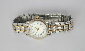 MAURICE LACROIX Damen Uhr schöner Zustand Original Band d63