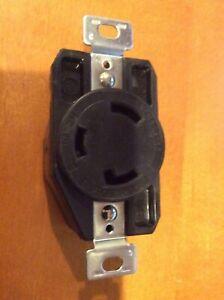 COOPER NEMA L5-30R 30A 125V 3 Prong Twist Lock Locking Receptacle