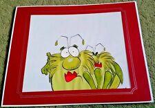 Commercial Animation Raid Bugs Raid Bug Spray Tv Commercial Hand Painted Cel C3