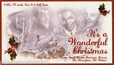 V/A - It's A Wonderful Christmas (UK 72 Tk Four CD Album Set/Slipcase) (Sld)