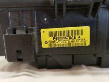 2013 Dodge Ram pickup fuse junction box P68089578AE
