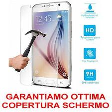 PROTEZIONE SCHERMO VETRO TEMPRATO APPLE iPhone 5 5G 5S 5C PROTETTORE 9H
