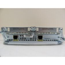 Cisco NM-2FE2W-V2 2W 2FE 2-port 10/100 6Month Warranty Tax Invoice CCNA CCNP