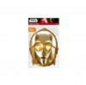 Official Star Wars Mask C-3PO