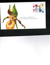 CANADA 2005 FLOWER DEFINITIVE COILS COMBO FDC cat #2128-31 cat $9.90  BOX 522